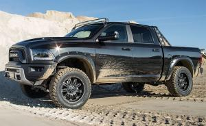 Dodge Ram 1500 Rebel by GeigerCars 2016 года