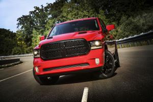 2016 Dodge Ram 1500 Sport Night Quad Cab