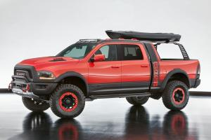 2016 Dodge Ram Macho Power Wagon