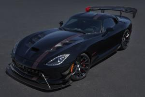 2016 Dodge Viper SRT VoooDoo II Edition ACR