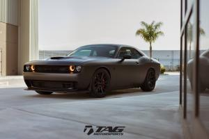 2017 Dodge Challenger SRT Hellcat by TAG Matorsports on Vossen Wheels (VPS-306)