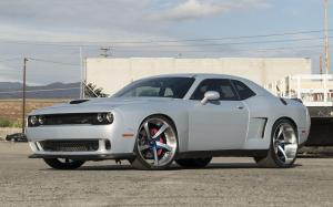 Dodge Challenger SRT on Forgiato Wheels (Appuntito-ECL)
