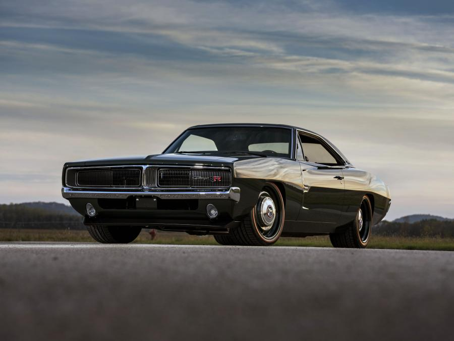 Dodge Charger Defector by Ringbrothers