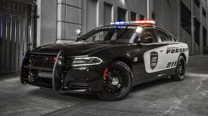 Dodge Charger Pursuit 2017 года
