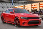 Dodge Charger SRT 392 Hemi on Forgiato Wheels (Inferno) 2017 года