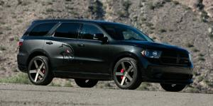 Dodge Durango R/T by Plum Floored Creations 2017 года