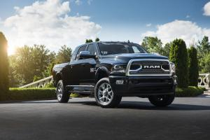 2017 Dodge Ram 2500 Limited Tungsten Edition Mega Cab