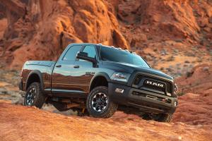 2017 Dodge Ram 2500 Power Wagon Crew Cab