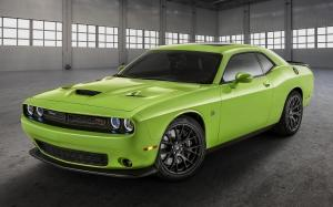 Dodge Challenger R/T Scat Pack 2018 года