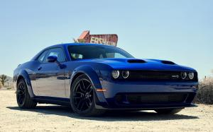 Dodge Challenger SRT Hellcat Widebody