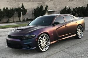 Dodge Charger SRT 392 Hemi on Forgiato Wheels (Niddo-B) 2018 года