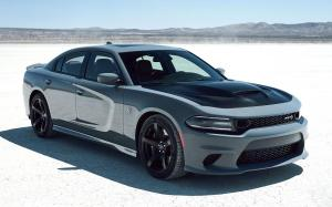 Dodge Charger SRT Hellcat 2018 года