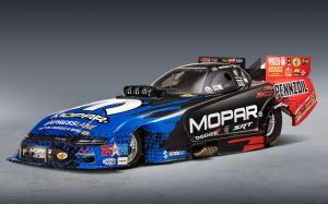 Dodge Charger SRT Hellcat Funny Car by Mopar 2018 года