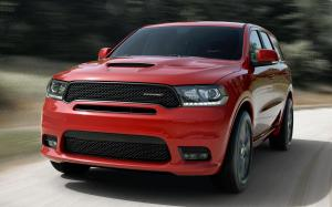 Dodge Durango GT Rallye Appearance Package 2018 года