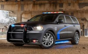 Dodge Durango Pursuit 2018 года