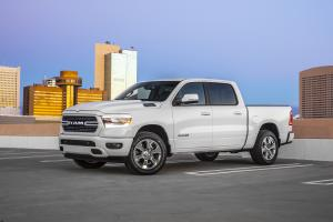 2018 Dodge Ram 1500 Big Horn Crew Cab Sport Appearance Package