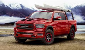 Dodge Ram 1500 Big Horn Sport Crew Cab Moparized 2018 года