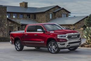 Dodge Ram 1500 Limited Crew Cab 2018 года