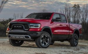 Dodge Ram 1500 Rebel Quad Cab 2018 года