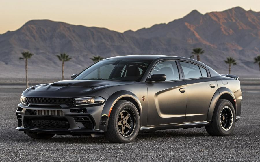 Dodge Charger AWD Twin Turbo Carbon by SpeedKore (LD) '2019