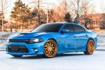 Dodge Charger R/T Scat Pack on Forgiato Wheels (Blocco) 2019 года