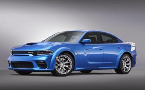 Dodge Charger SRT Hellcat Widebody Daytona 50th Anniversary 2019 года