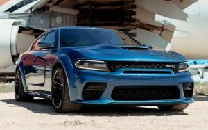Dodge Charger SRT Hellcat Widebody 2019 года