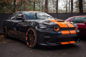 Dodge Charger SRT Hellcat on Forgiato Wheels (Tessi-ECL) 2019 года