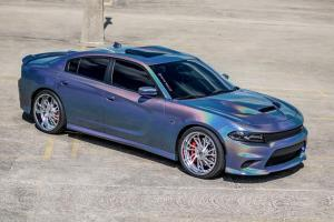 Dodge Charger SRT Hellcat on Forgiato Wheels (Veraso) 2019 года