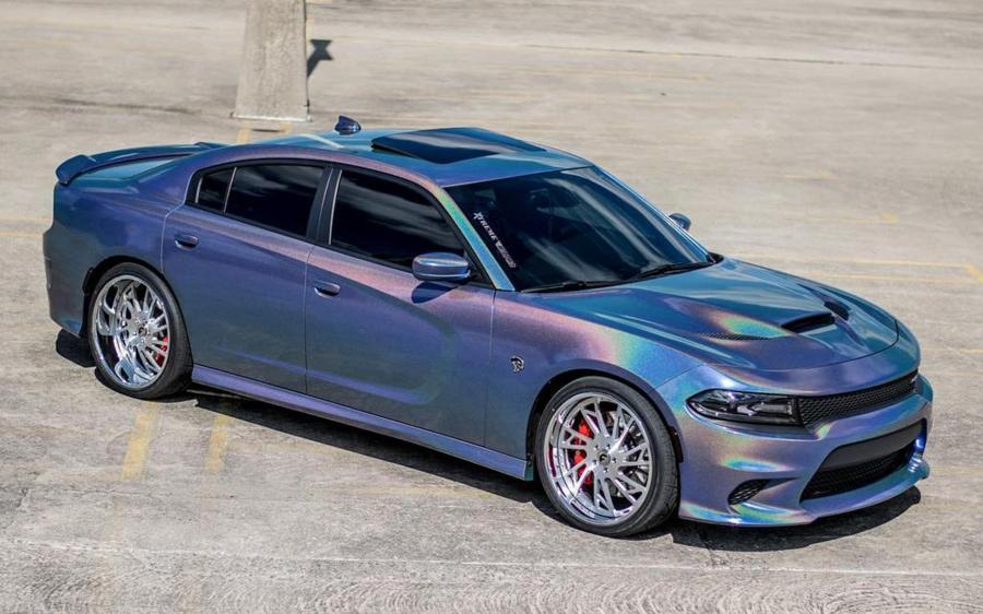 2019 Dodge Charger SRT Hellcat on Forgiato Wheels (Veraso)