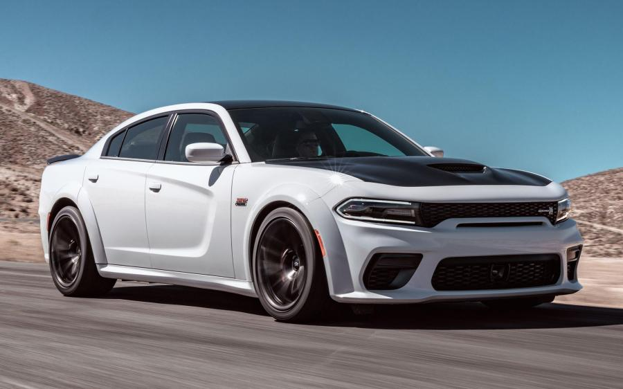 2019 Dodge Charger Scat Pack Widebody