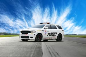 2019 Dodge Durango SRT Pursuit Speed Trap Concept