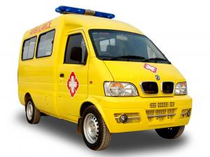 2008 DongFeng Mini MPV Ambulance