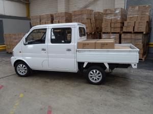 2011 DongFeng Mini MPV Double Cab Pickup