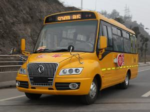 DongFeng EQ6660 School Bus 2012 года