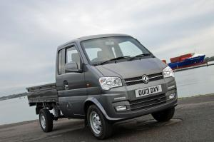2013 DongFeng Sokon Loadhopper Big Cab Steel Dropside