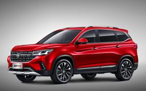 2018 Dongfeng Forthing T5