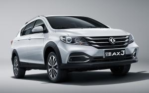 DongFeng Aeolus AX3 2019 года