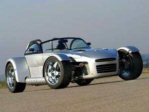 Donkervoort J25 Concept 2003 года