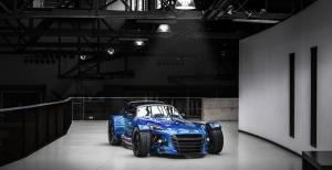 Donkervoort D8 GTO RS Bare Naked Carbon Edition 2017 года