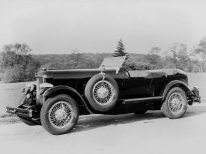 DuPont Model G LeMans Speedster