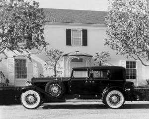 DuPont Model G Town Car by Merrimac