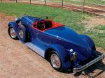 Duesenberg X Boattail Speedster by Columbia Body Co. 1927 года