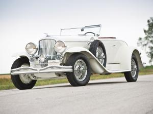 Duesenberg J108/2134 Convertible Coupe by Murphy 1929 года