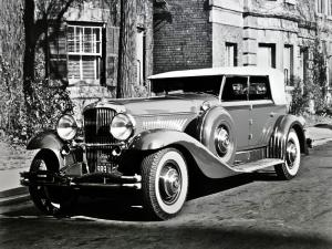 Duesenberg J140/2166 Convertible Sedan by Murphy '1929
