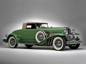 Duesenberg J142/2165 Convertible Coupe SWB by Murphy '1929
