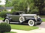 Duesenberg J143/2167 Convertible Coupe SWB by Murphy 1929 года