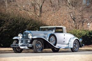 Duesenberg J147/2168 Convertible Coupe SWB by Murphy '1929