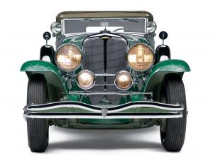 Duesenberg J150/2176 Convertible Coupe SWB by Derham '1929