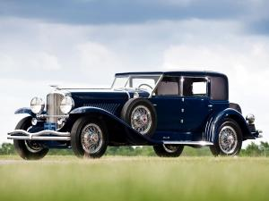 Duesenberg J151/2132 Sport Sedan by Murphy '1929